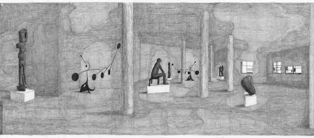 Documenta I (detail)