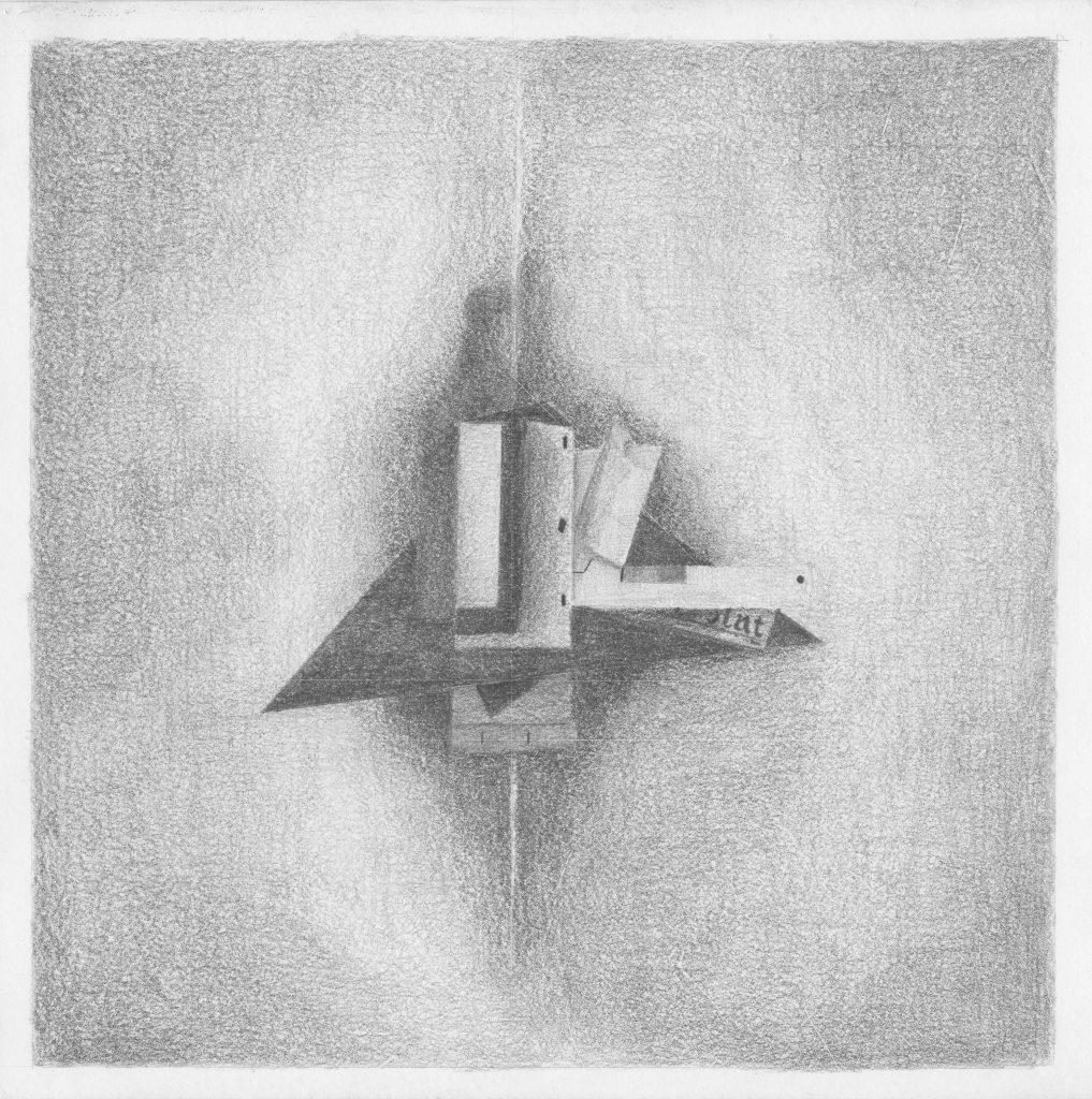 Naar een verloren gegaan werk van Georges Braque